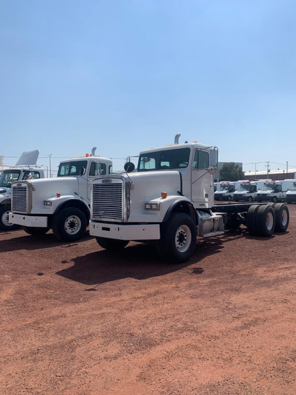 Freightliner Fld120 Modelos 2005 Chasis Cabina Torton