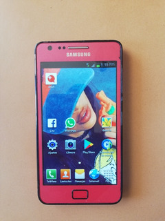 Vendo Mi Samsung S2 Liberado A Toda Prueba Legal