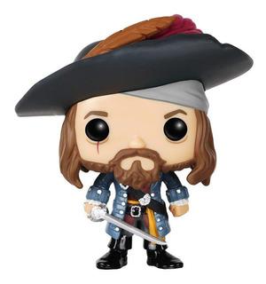Figura Funko Pop Disney Piratas Del Caribe - Barbossa