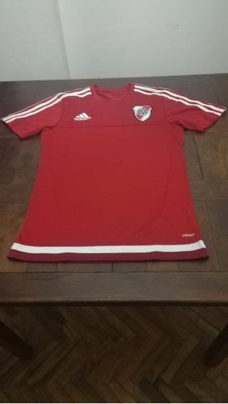 Remera River Plate Entrenamiento Adizero 2016/2017.