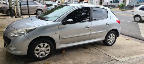 Peugeot 207 2011 1.4 Xs 5 Puertas Gnc