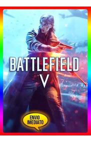 Battlefield V 5 Português Pc - Promoção (envio Já)