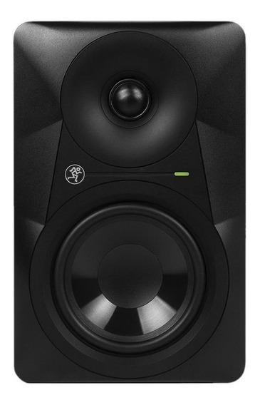 Monitor Referência Amplificado Mackie 5 Polegadas 50w Mr524