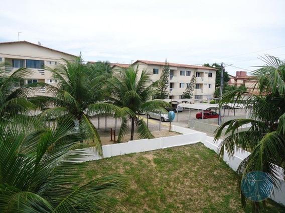 Apartamento A Venda Em Capim Macio 2 Dormitorios - V-10537