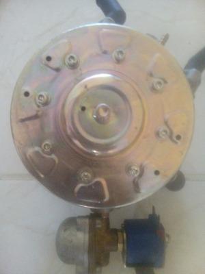 Convertidor (lovato), Celenoide Y Llave Para Control De Gas.