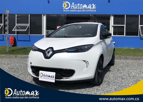 Imagen 1 de 10 de Renault Zoe