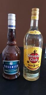 Havanna Club + Cousenier Chocolate A La Menta