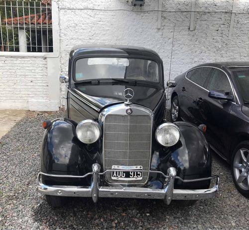 Mercedes-benz  170 Sd