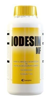 Imagem 1 de 5 de Iodesin Nf - Desinfetante Para Instrumentos E Equipamentos