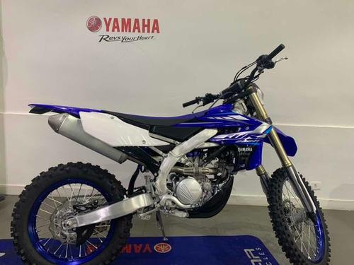 Yamaha Wr 250f Azul 2020