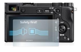 Pelicula P/ Lcd Sony Alpha A6000 A3000 A6100 A6300 A6500