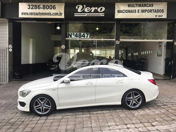Mercedes-benz Cla 250 Sport 4matic 2.0 16v Turbo 4p Aut