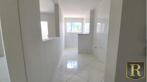 Apartamento Para Venda Em Guarapuava, Santa Cruz, 2 Dormitórios, 1 Banheiro, 1 Vaga - Ap-0010_2-956600