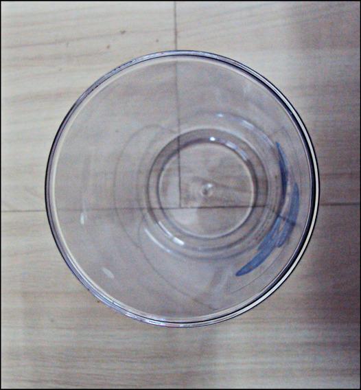 Copo Plastico Dosador Britania Mixer Black Plus 2