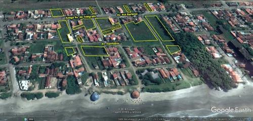 Imagem 1 de 13 de Lotes Na Praia Para Construção 18.000 M²