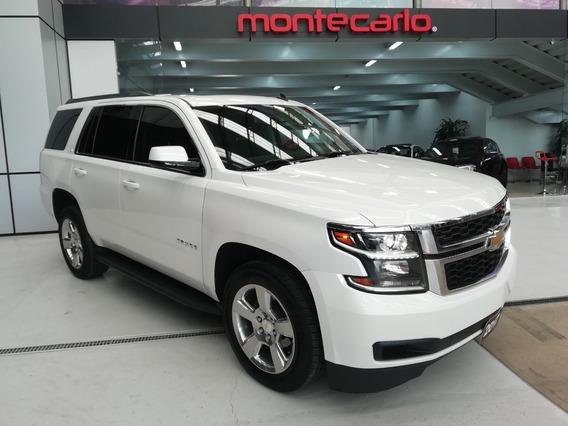 Chevrolet Tahoe Ls 2017 Blanco