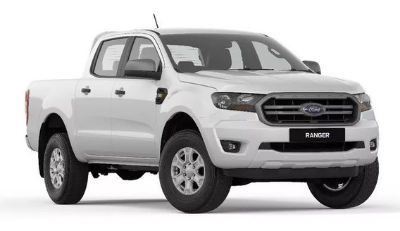 Ford Ranger Xls 4x2 Cd En Stock 200cv