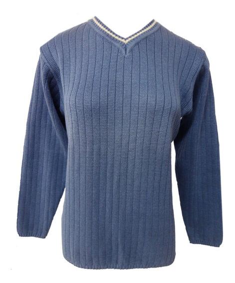 Blusa De Frio Tricot Lã Menino Modelo Exclusivo