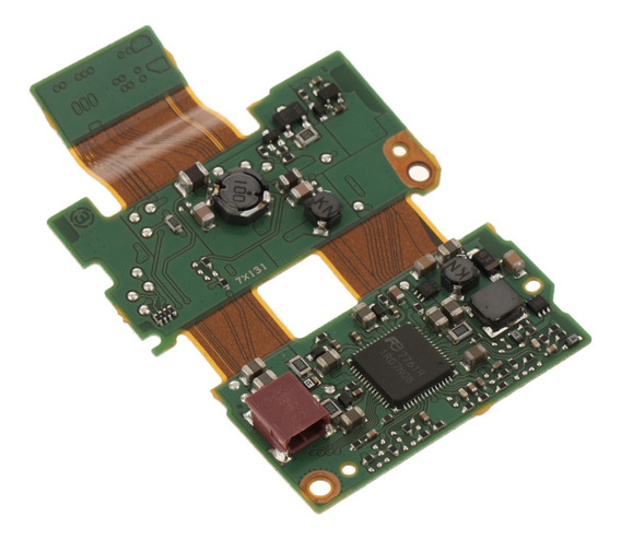 Para Canon Powershot G9 Câmera Dc/dc Power Board Assembly R