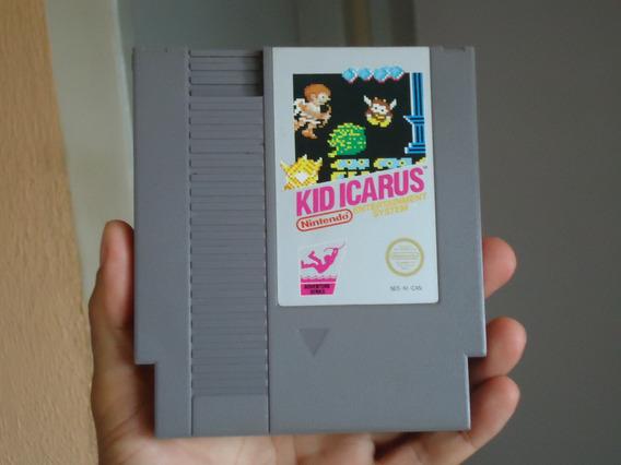 Kid Icarus - Cartucho Original Nes - Nintendinho