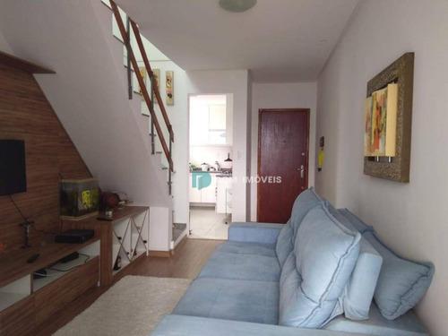 Cobertura Com 3 Dormitórios À Venda, 150 M² Por R$ 580.000 - Jardim Laranjeiras - Juiz De Fora/mg - Co0299
