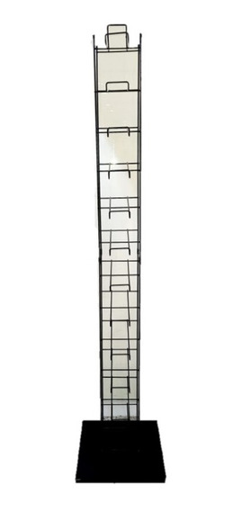 Exhibidor De Torre Para Gorras Con 12 Niveles