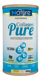 Collagen Pure (300g) Sabor Natural - Nature - Nutrata
