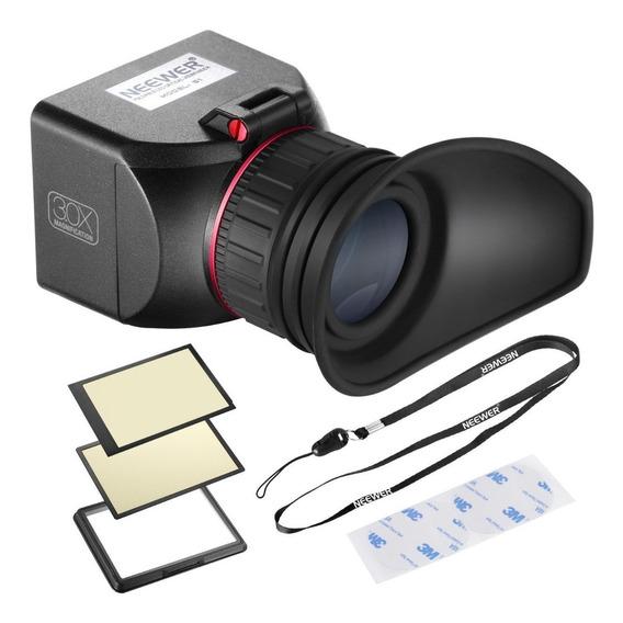 Viewfinder Visor Para Camara Dslr D610 Nuevo 3x Nw-s1