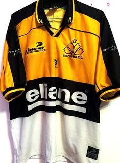 Camisa Criciúma Usada Em Jogo Brasileirão 2003