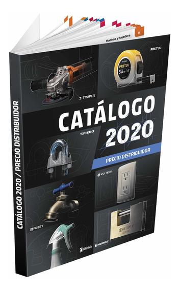 Catálogo Digital Truper® 2020, Archivo Digital En Excel.