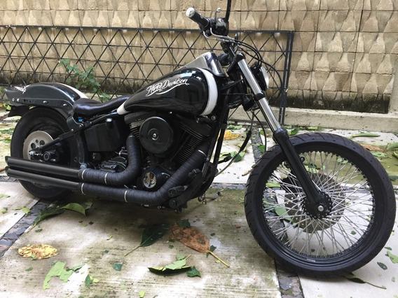 Harley Davidson Softail 1998 Motror Evolution