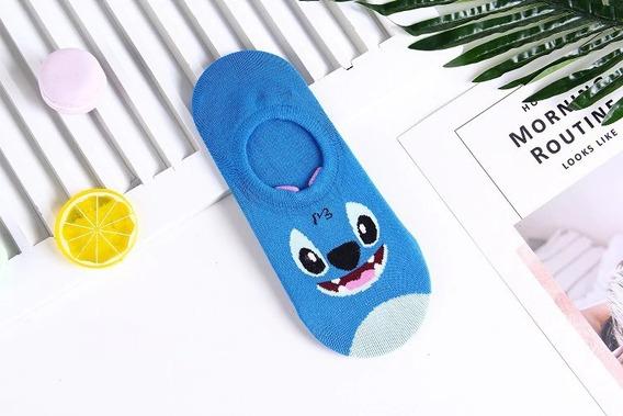 Calcetines Stitch Para Mujer/niños