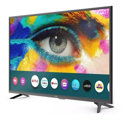 Smart Tv Led Hyundai 32'' Hd 1366x768 Android Hyled-32hd5a