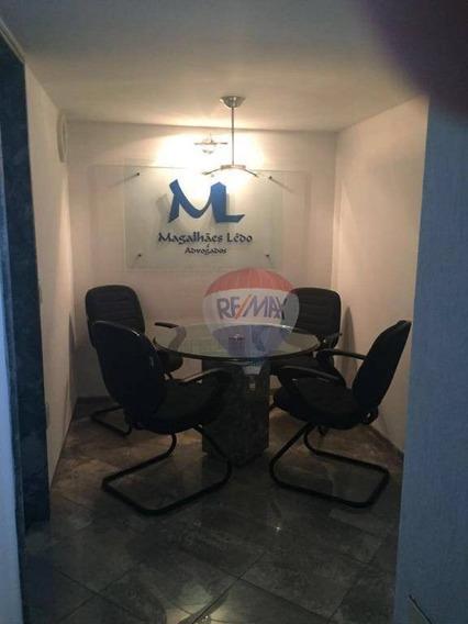 Sala À Venda, 28,60 M² Por R$ 200.000 - Boa Viagem - Recife/pe - Sa0098