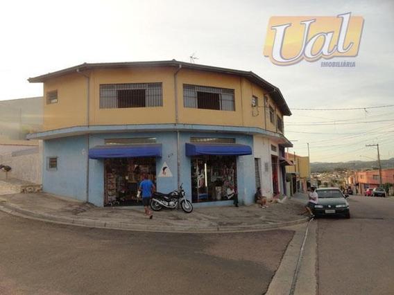 Salão Comercial À Venda, Jardim Do Alvinopolis, Atibaia. - Sl0012