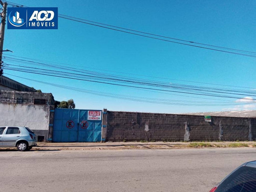 Área, 5050 M² - Venda Por R$ 3.787.500 Ou Aluguel Por R$ 12.000/mês - Parque São Pedro - Itaquaquecetuba/sp - Ar0021