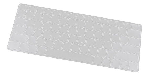 Skin De Teclado Ultrafino Premium Para Microsoft Surface Lap