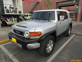 Toyota Fj Cruzer