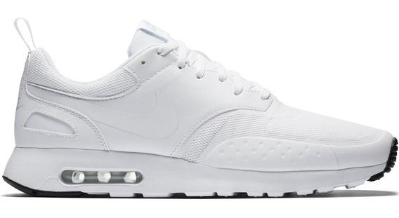 Tenis Deportivo Hombre Nike Air Max Vision Blanco 0101