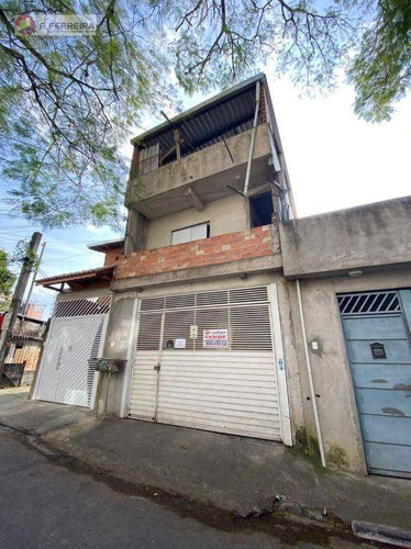 Imagem 1 de 6 de Sobrado Para Renda À Venda, 400 M² Por R$ 520.000 - Chácara Santa Maria - São Paulo/sp - So0227