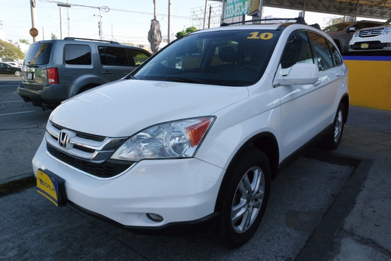 Honda Crv Exl 4 Cilindros 2.4 Lts. factura Original