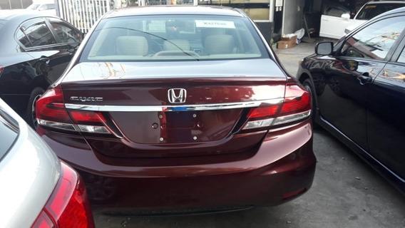 Honda Civic El Full 2013 Ex Recien Importado