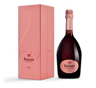 Champagne Ruinart Rosé 750ml. Avellaneda.