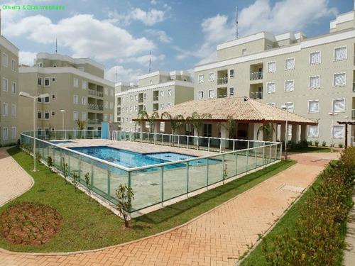 Imagem 1 de 18 de Apartamento Com Acesso Pelo Km 22,5 Da Rodovia Raposo Tavares. Próximo A Granja Viana - Ap00133 - 68405334
