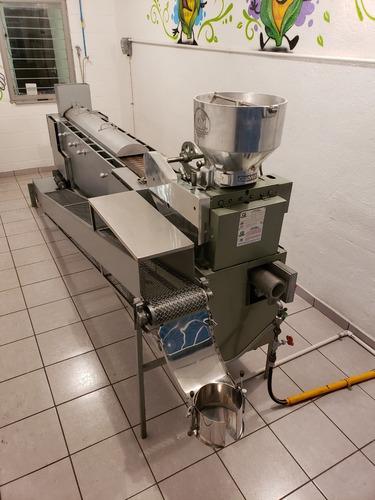 Maquina Tortilladora Celorio 100/ks Y Revolvedora