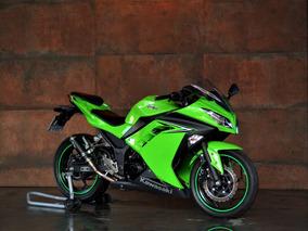 Kawasaki Ninja 300 2016/2017