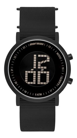 Relógio Digital Mormaii Vibe Preto Mobjt003ab/2t