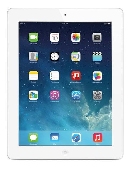 iPad 4 Apple Branco Wi-fi E 4g - 9,7 Pol - 16 Gb