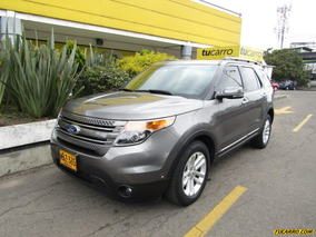 Ford Explorer Limited 3.5 At 4x4 7pjs