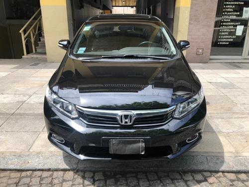 Honda Civic Exs At 2013